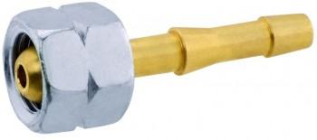 Schlauch - Anschlusstülle  G 1/2 LH-ÜM x Tülle 9 mm