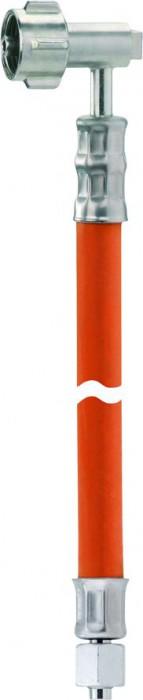 Gasschlauch , Hochdruck PS 30 bar KLF x RST 12