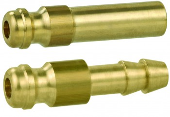 Stecknippel STN x RST 8 mm oder 6mm Tülle