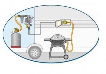Variant Versorgungsklappe Gas