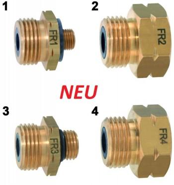 Euro - Set FR  kpl.