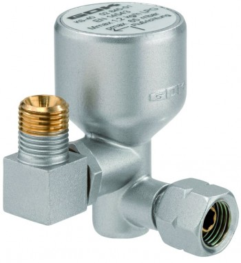 Gas-Kippschutzventil Typ KS-40 - 90°