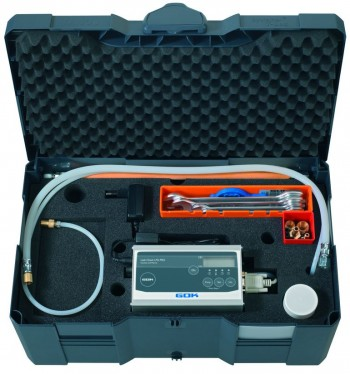 Elektr. Prüfgerät Leak Check LPG Pro BT