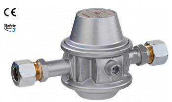 Niederdruckregler Typ EN61-DS.2  3 kg/h  50 mbar