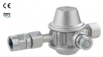 Niederdruckregler Typ EN61-DS.2  50 mbar- 3 kg/h