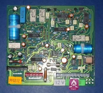 Elektronik D (grüne Kennz.)  12 V  für Trumatic E BR2
