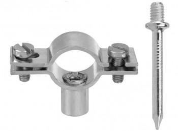 Aufschraubschelle kpl.  8- 10 mm (2 Stück kpl.)