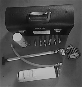 TGO- Dichtprüfgerät- Universal