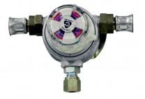 TGO Zweiflaschenanlage Multimatic 30 mbar