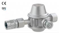 Niederdruckregler Typ EN61-DS.2  100 mbar- 3 kg/h