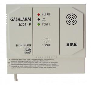 AMS Gasalarm S/200 P - Gaswarngerät für P/B und Methan