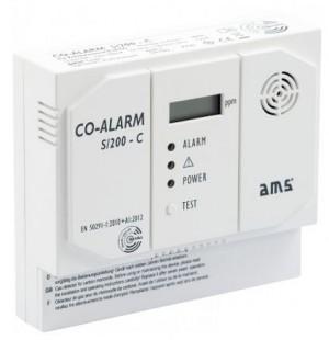 CO-ALARM S/200-C Kohlenmonoxidmelder