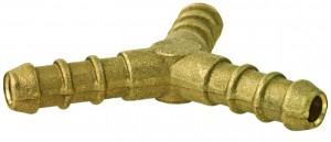 Dreiwege Schlauch - Anschlusstülle   Tülle 9 mm