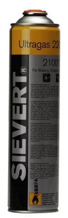 SIEVERT - Ultragas  2100° C  - Einwegschraubkartusche  2205