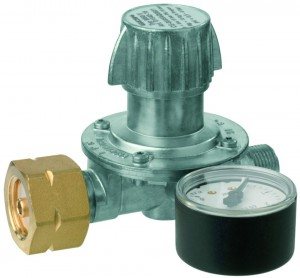 Mitteldruckregler M50-V 0,5 bis 4 bar - 12 kg/h verstellb.