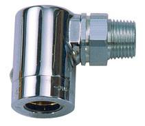 Gassteckdose, mit thermischer Absperreinrichtung (TAE)