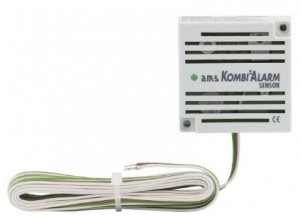 AMS Zusatzsensor Narkosegas + Gas