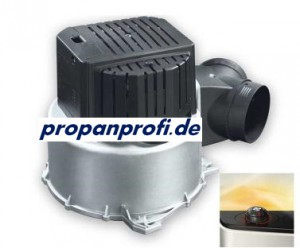 Trumavent Gebläse TEN-3, 12 V  int. Bedienteil- Booster