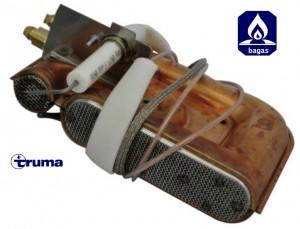 Brenner kpl. Trumatic S 3002  30 mbar