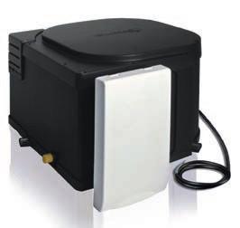 Truma Boiler B 10 EL, 10 Liter, 30 mbar