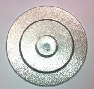 Deckenbaldachin DÜB Durchmesser = 22 cm