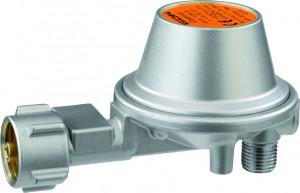 Caravanregler EN61 90° PS 16 bar 0,8 kg/h 50 mbar