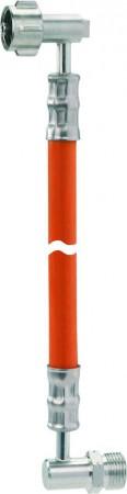 Gasschlauch , Hochdruck PS 30 bar KLF x AG GF