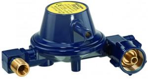Marineregler EN61 180° (U-Form) PS 16 bar 0,8 kg/h 30 mbar PRV