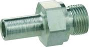Gerader Einschraubstutzen zylindr. GERS RST 8 x G 1/4