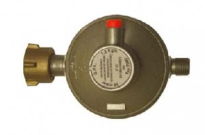 Caravanregler  Leistungsstufe 2 , 1,2 kg/h 30 mbar PS 16 bar