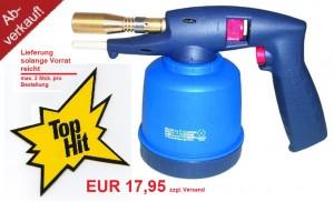 Lötlampe Laser 3000