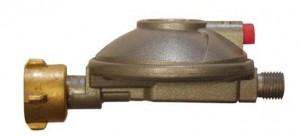 Caravanregler 1,5 kg/h 50 mbar (SBV) PS 16 bar