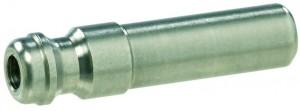 Stecknippel STN x RST 8 mm Edelstahl