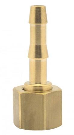 Schlauch - Anschlusstülle  G 1/4 ÜM  x Tülle 6 mm