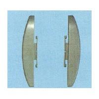 1 Paar - farbige Seitenteile zum optischen Abschluss der Rahmen