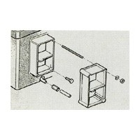 Kaminverlängerung VBO 2 - 50 mm
